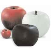pomme rouge classique diam20cm cores da terra