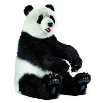 Anima - Peluche panda assis 105 cm -4497
