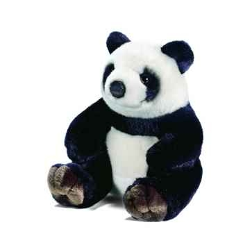 Anima - Peluche panda assis 27 cm -1632