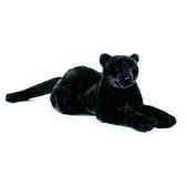 anima peluche panthere noire couchee 35 cm 1619