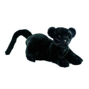 Anima - Peluche panthère noire junior 35 cm -4756