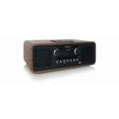 poste radio lecteur cd noyer tangent alio stereo noy