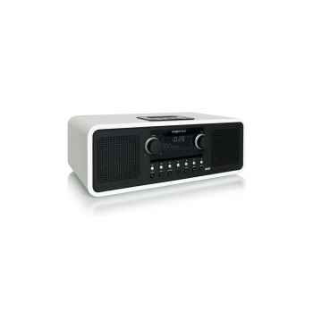 Poste radio lecteur cd blanc tangent -alio stereo-b