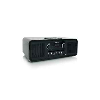 Poste radio lecteur cd noir tangent -alio stereo-noi