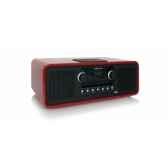 poste radio lecteur cd rouge tangent alio stereo r