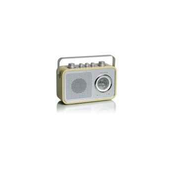 Radio am fm compacte portable caffé latté tangent -uno 2go-cl