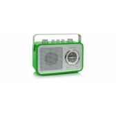 radio am fm compacte portable vert pomme tangent uno 2go vp