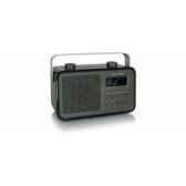 radio am fm dab compacte portable noire tangent dab 2go noi