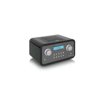 Poste radio internet wifi mp3 noir tangent -radio quattro-noi