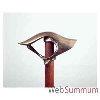 Canne Bois -Bronze Ch Mackintosch -MO13