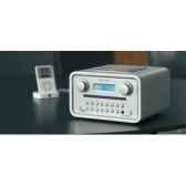 poste radio lecteur cd dab fm sorties casque et mp3 silver tangent radio cinque s