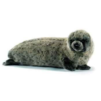 Anima - Peluche phoque gris 37 cm -4271