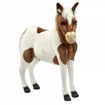 Anima - Peluche poney 100 cm -3655
