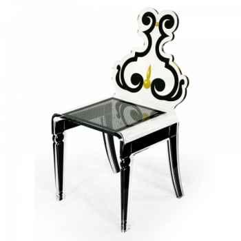 Chaise orphée lavoix acrila -chol