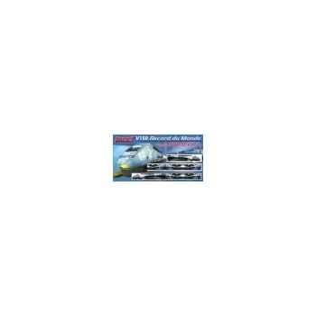 Coffret train électrique v150 record du monde jouef hj1013