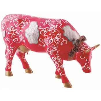 Cow parade -lima 2009, artiste victo rafael alama rocha - the wrought iron cow-46493