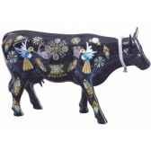 cow parade lima 2009 artiste vanessa liz laura atanacio elegant cow from chivay 46492
