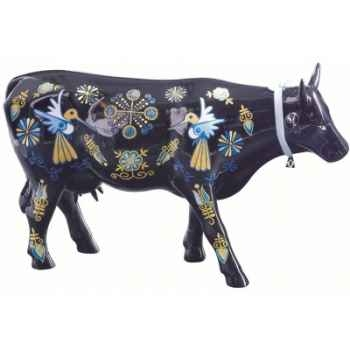 Cow parade -lima 2009, artiste vanessa liz laura atanacio - elegant cow from chivay-46492