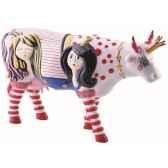 cow parade madrid 2009 artiste irene g lenguas vaca princesa 46497