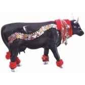 cow parade lima 2009 artiste jose miguevaldivia hute cowture 46495
