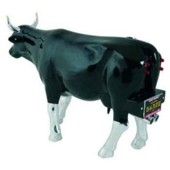 Cow parade -marseille 2007, artiste guy tempier - manhattan cars-46478