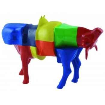 Cow parade -sao paulo 2005, artiste gilbert reis et bia fioretti - caos-46475