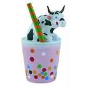 cow parade taipei 2009 artiste tsai chieh hsin ji ling yu bubble milk tea 47780