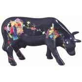 cow parade lima 2009 artiste wilfredo david chipana aroni tribute to ayacucho 47385
