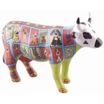 Cow parade -denver 2006, artiste jennifer griggs sebastian - get along little doggie-47391