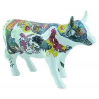 Cow parade -taipei 2009, artiste tsai, erh-pin - tsai, erh-hsin - beauty and lure-47371