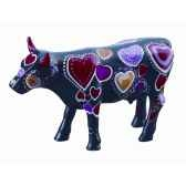 cow parade edinburgh 2006 artiste andrew forsyth coo ween of hearts 46565