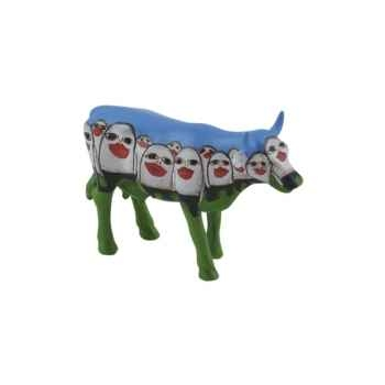 Cow parade -tokyo 2008, artiste inushige - it sees-46551