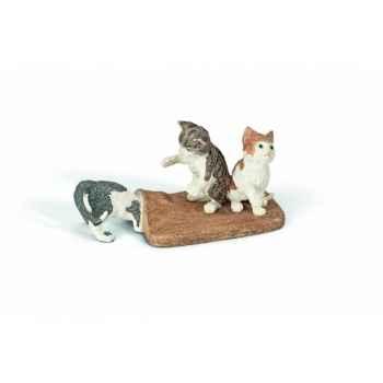 Figurine chatons animaux schleich 13674