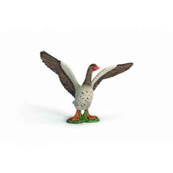 Figurine jars cendré animaux schleich 13679