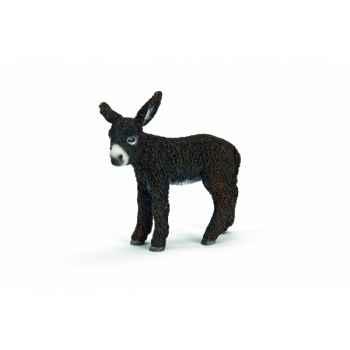 Figurine Ânon du poitou animaux schleich 13686