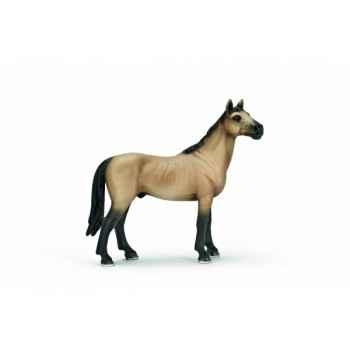Figurine etalon achal tekkiner animaux schleich 13690