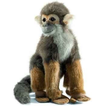 Anima - Peluche singe écureuil 27 cm -3827