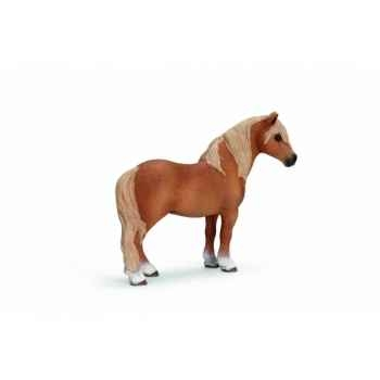 Figurine etalon dartmoor animaux schleich 13692