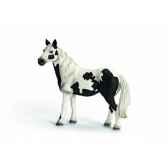 figurine jument pinto animaux schleich 13696
