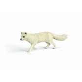 figurine renard polaire animaux schleich 14638