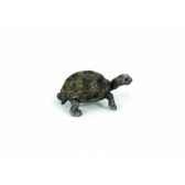 figurine jeune tortue geante animaux schleich 14643