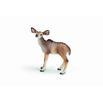 Figurine jeune antilope koudou animaux schleich 14644
