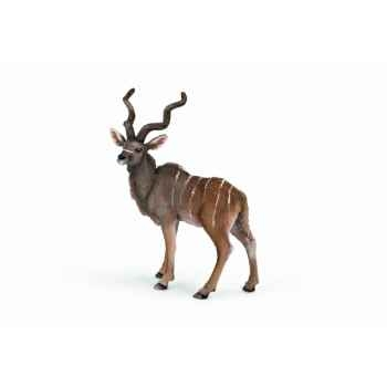 Figurine antilope koudou animaux schleich 14645