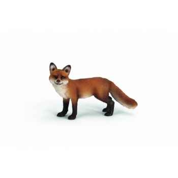 Figurine renard animaux schleich 14648