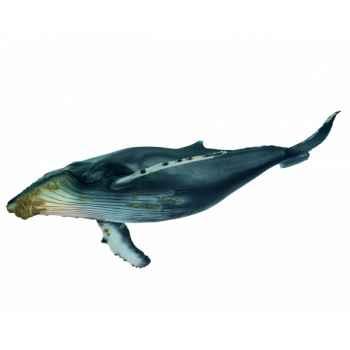 Figurine baleine à bosse animaux schleich 16083