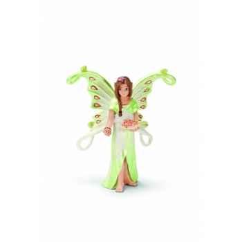 Figurine enfant d'honneur Elfe des Fleurs schleich 70437