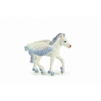 Figurine bébé pégase animaux schleich 70448
