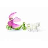 figurine voiture dhonneur carrosse elfe schleich 42060