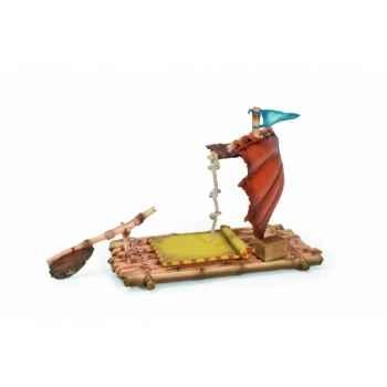 Figurine amuyi radeau des Elfes schleich 42063