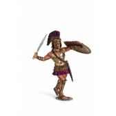 figurine heros le courageux romain schleich 70064